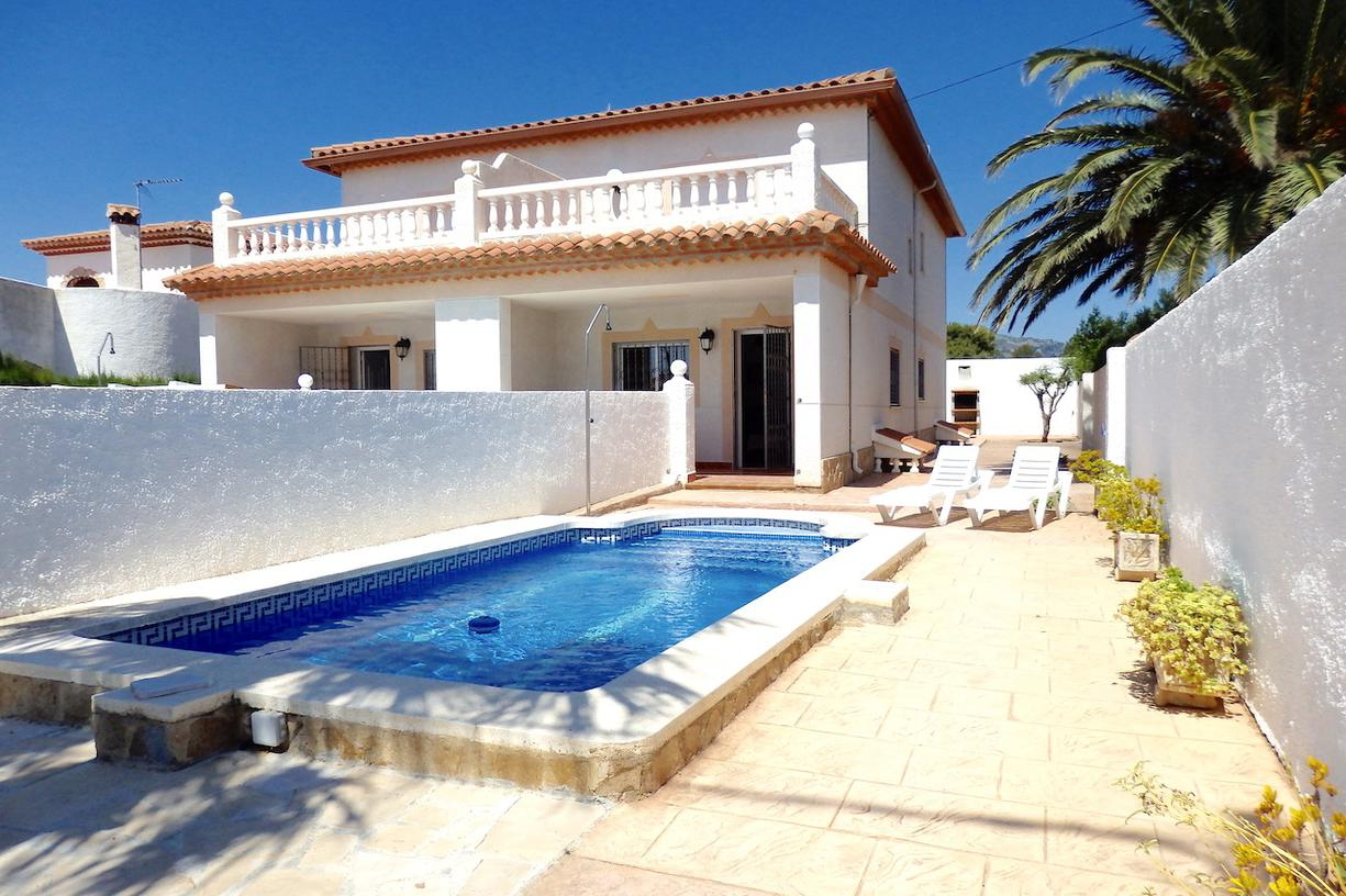 Semidetached house -                                       Miami Platja -                                       4 bedrooms -                                       10 persons
