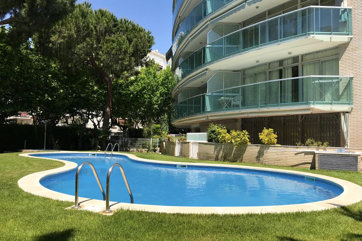 Apartment -                                       Salou -                                       2 bedrooms -                                       4 persons