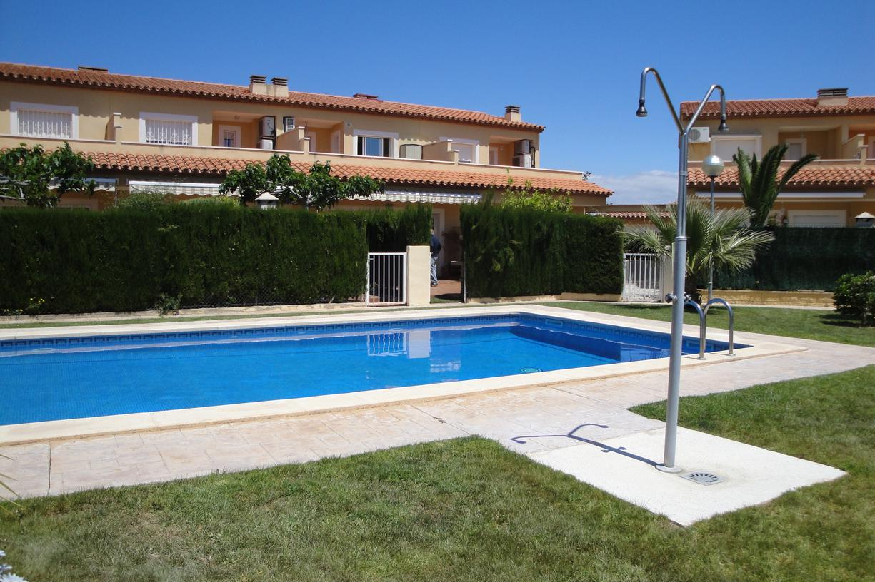 Semidetached house -                                       Miami Playa -                                       3 bedrooms -                                       8 persons