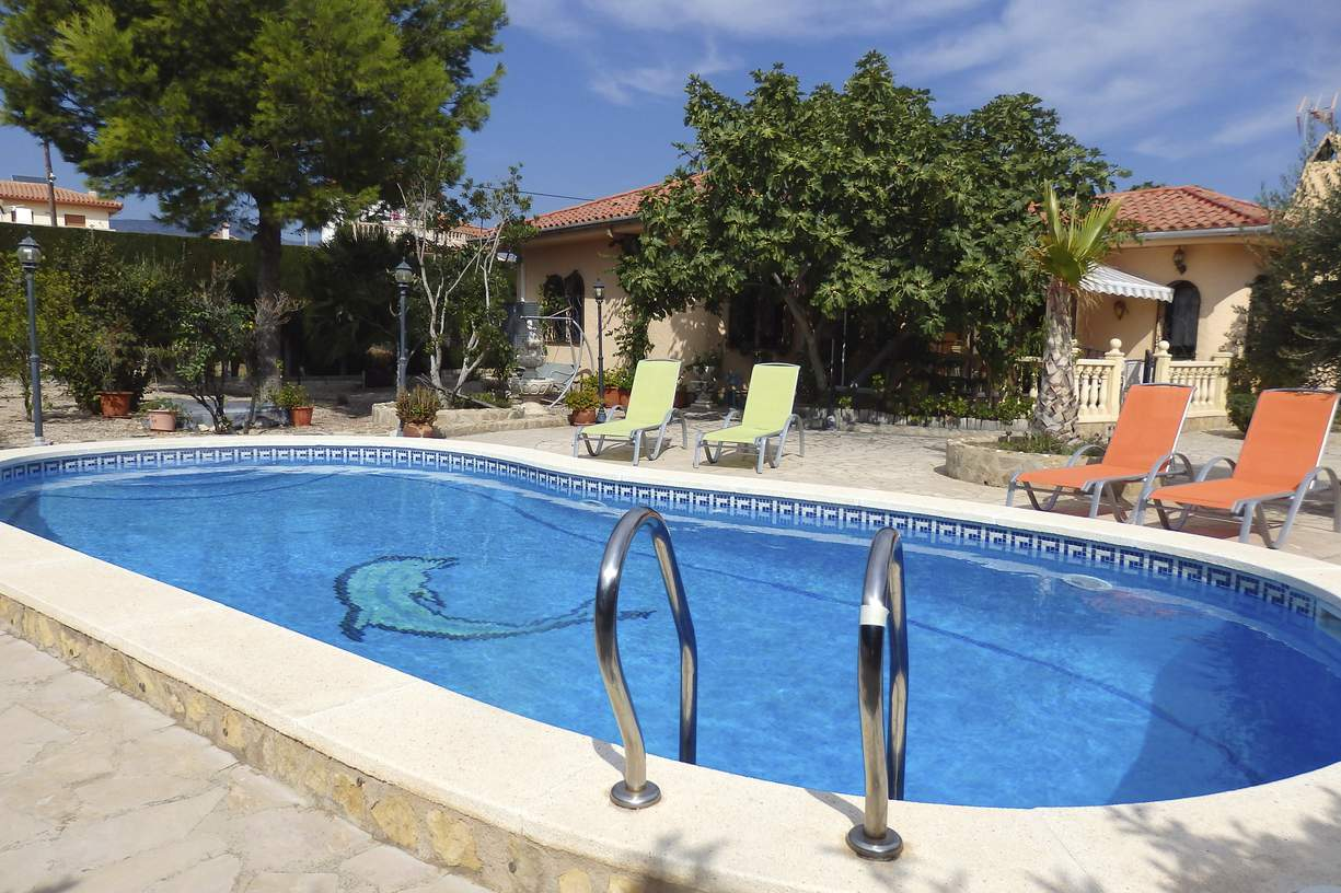 Villa -                                       Miami Playa -                                       3 bedrooms -                                       6 persons