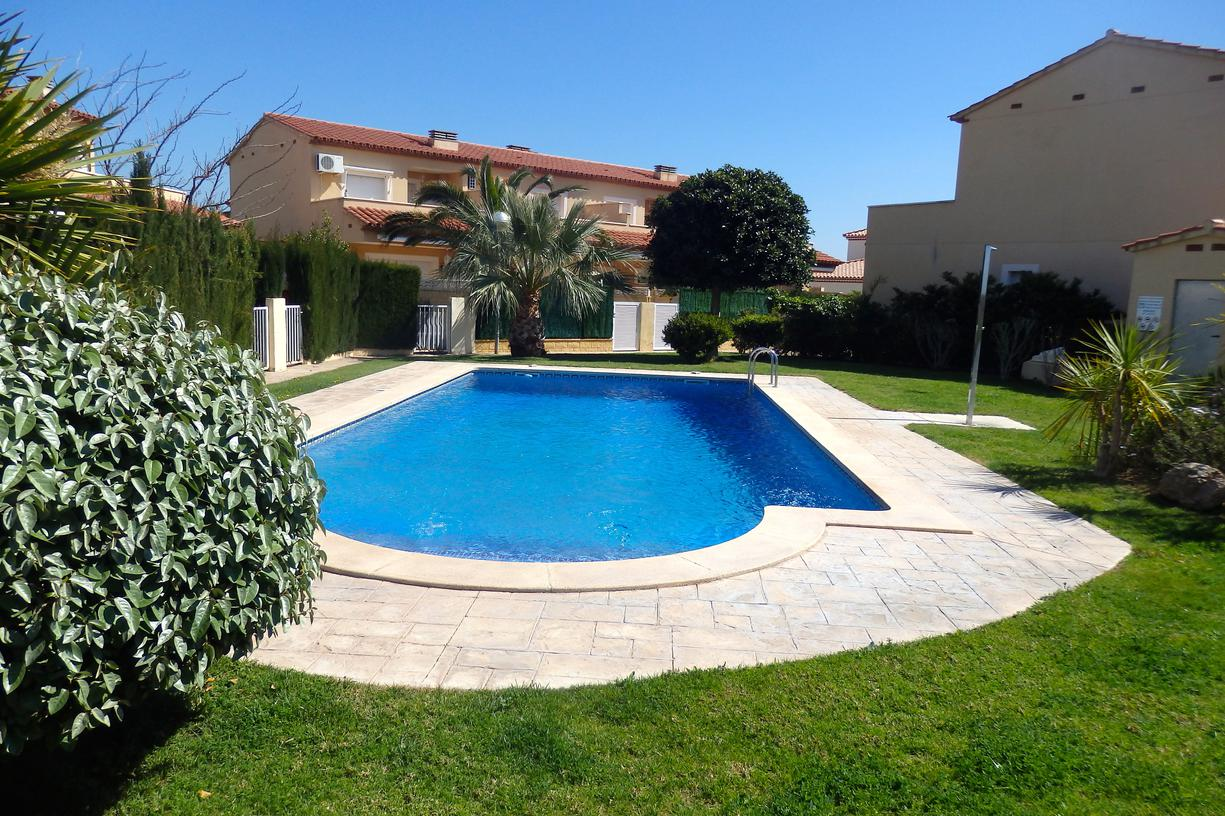 Semidetached house -                                       Miami Playa -                                       3 bedrooms -                                       7 persons